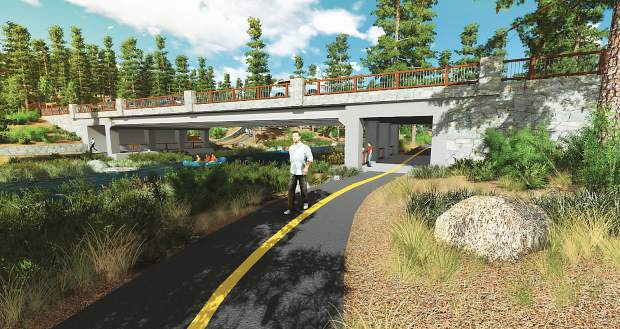 Highway 89 Bypass Proposal for Tahoe City's Fanny Bridge Project blog post