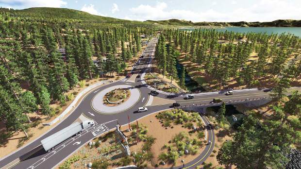Tahoe City Fanny Bridge Project