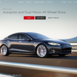 Test Drive a Tesla at Oliver Luxury Real Estate