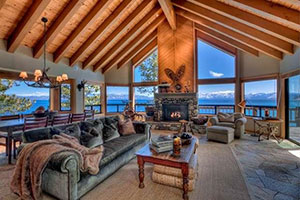 Image of Lake Tahoe luxury Lakeview Home for Lake Tahoe Luxury Real Estate page