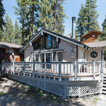 Image of exterior of 350 Pioneer Way | Tahoe City Chalet