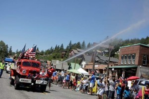 Truckee 4th of July Parade for Tahoe 4th of July Events