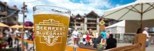 Northstar Beerfest & Bluegrass Festival for Tahoe 4th of July Events post