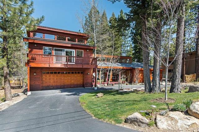 Tahoe City home for sale