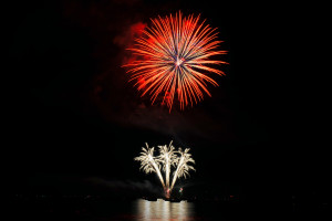 Lake Tahoe Fireworks for Tahoe 4th of July Events