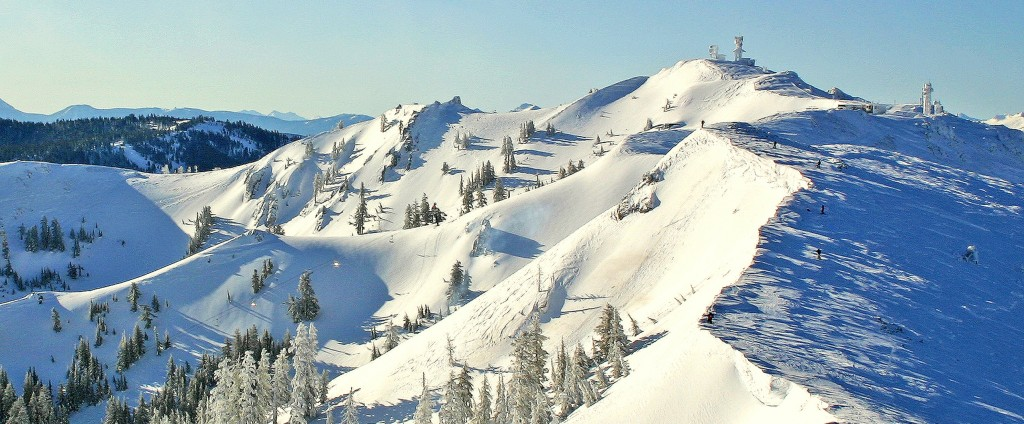 Image of ski slopes for Tahoe Ski Resort Real Estate page