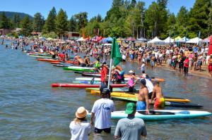Tahoe Nalu Paddle Festival