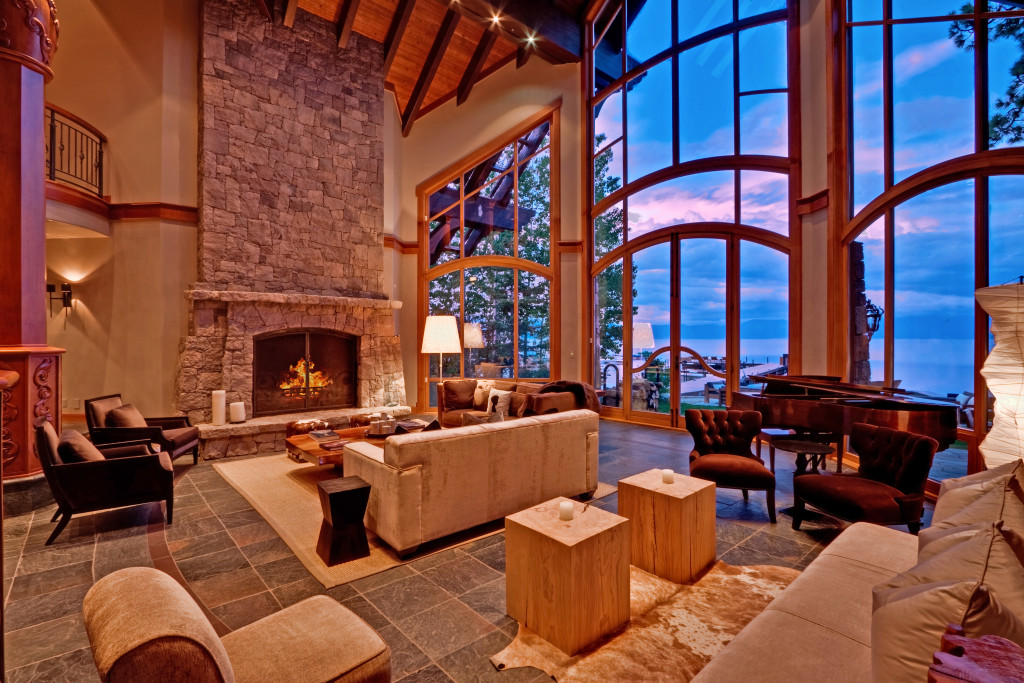 1970 West Lake Boulevard | Tahoe Lakefront Estate