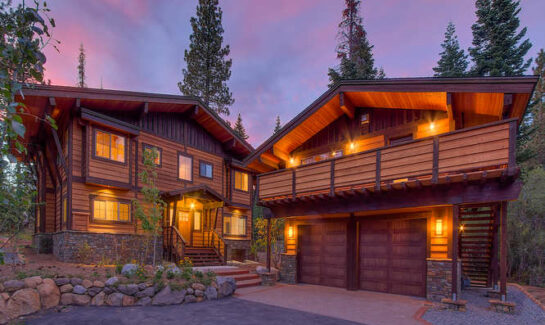 491 Club Drive |Luxury Tahoe City Home