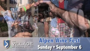 Alpen Wine Fest Squaw Valley