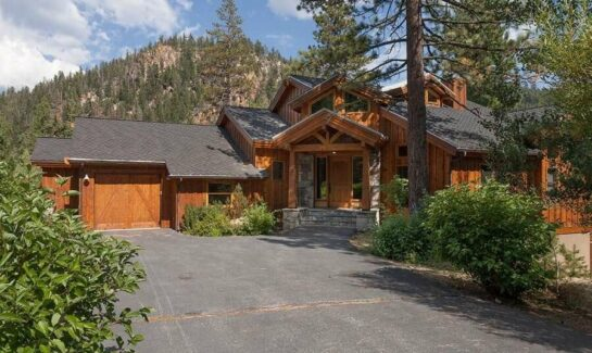 75 Winding Creek Rd. Squaw Valley Real Estate Listing