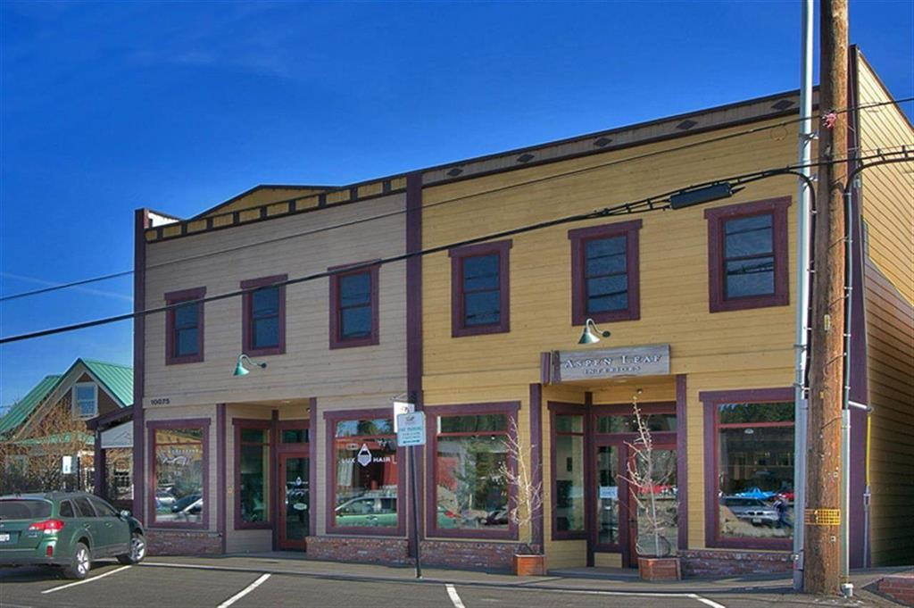 Image of the Camden Building for Truckee Commercial Properties