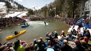 Cushing Crossing at Squaw Valley for Spring Events in North Lake Tahoe post