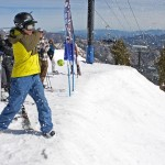 Alpine Meadows Snow Golf