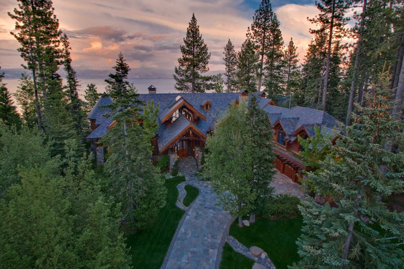 Top 10 tahoe luxury properties you can buy now for Luxury lake tahoe homes for sale