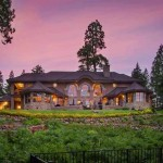 Image of exterior 720 West Lake Blvd | Lake Tahoe Luxury Real Estate | Deluxe Real Estate Lake Tahoe