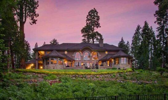 Image of exterior 720 West Lake Blvd   Lake Tahoe Luxury Real Estate   Deluxe Real Estate Lake Tahoe