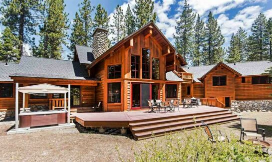405 Ward Avenue | Tahoe City Luxury Properties