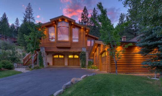 1390 Lanny Lane | Squaw Valley Luxury Home and Squaw Valley Real Estate