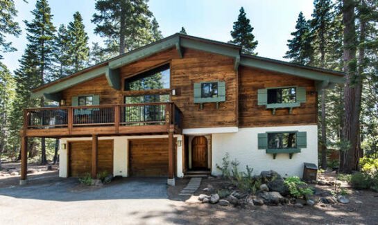 image of tahoe city house for sale 480 Old County Rd | Tahoe City Bavarian Chalet