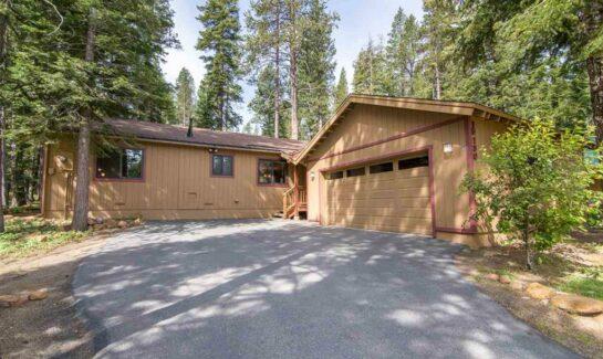 15139 Northwoods Blvd | Sold In Tahoe Donner