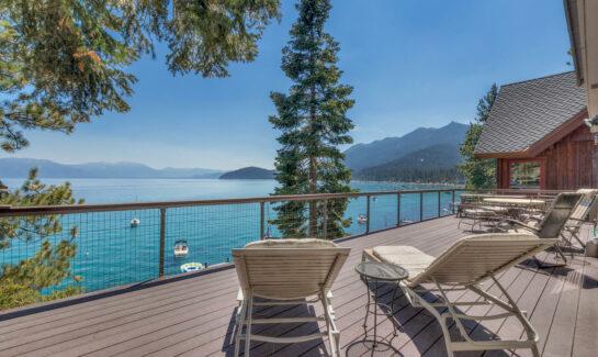 8365 Meeks Bay Ave | Meeks Bay Lakefront Property | Lake Tahoe luxury real estate