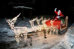 top lake tahoe holiday events 2016 | Light Up The Night - Tahoe Donner