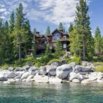 image of North Lake Tahoe Luxury Home overlooking Lake Tahoe