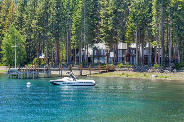 image of North Lake Tahoe Luxury Home for lake tahoe luxury home blog post