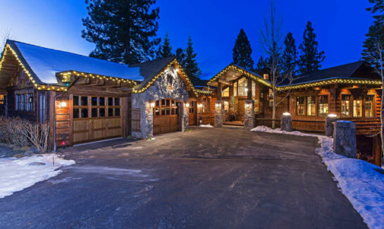 front image of 2338 Overlook Place | Northstar Luxury Home