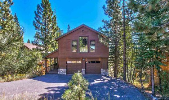 12871 Stockholm Way   Custom Tahoe Donner Home