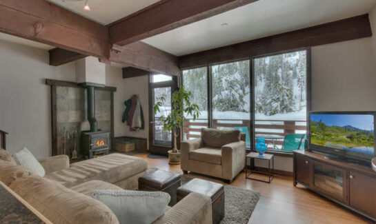 205 Alpine Meadows Rd #22 | Beautifully Remodeled Alpine Meadows Townhouse For Sale