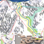 Squaw Valley World Cup Course Map for World Cup at Squaw Valley blog post