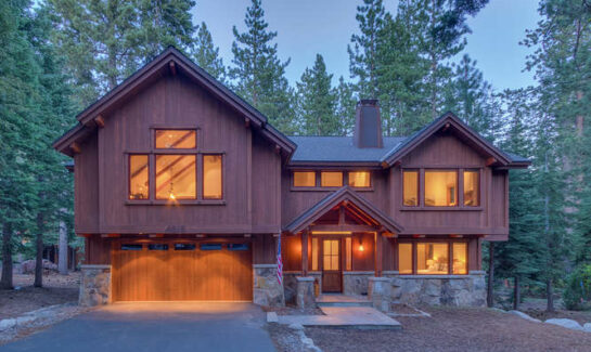 Lake Tahoe Luxury Home For Sale   4516 Muletail Drive