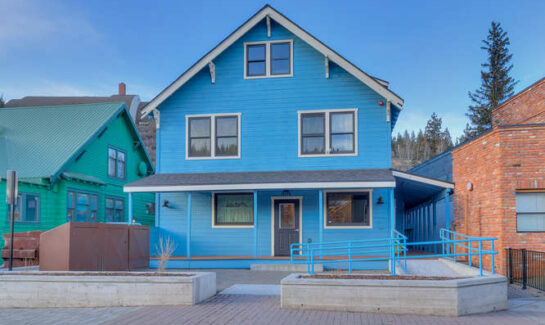 Truckee Income Property   The Wergland House