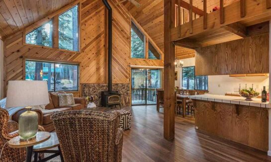 Tahoe Donner Cabin