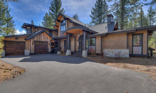 Gray's Crossing Truckee Home for Sale