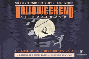 Halloweekend at Homewood | Top Fall Events in Lake Tahoe