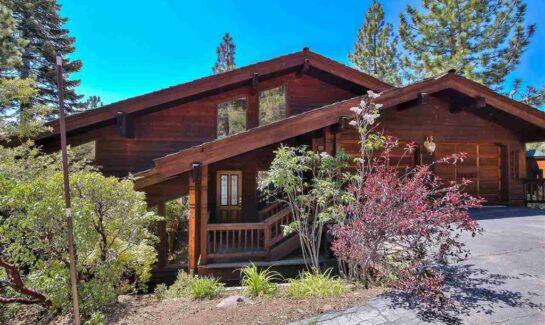 Stunning Dollar Point Lake Tahoe Home | 3324 Dardanelles Ave