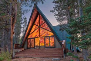 Image of Serene Lakes Cabin for 10 reasons to buy a home blog post