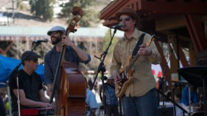 Squaw Spring Music Series band image for Top 10 Spring Events in North Lake Tahoe