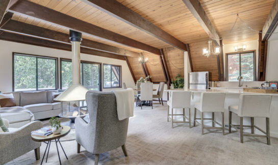 1314 Mineral Springs Trail | Alpine Meadows Home for Sale