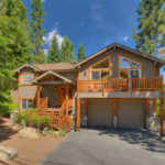 Front view of Home for Sale in Tahoe City