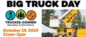 Big Truck Day | Lake Tahoe Fall Events