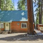 Tahoe Vista Cabin | Exterior View