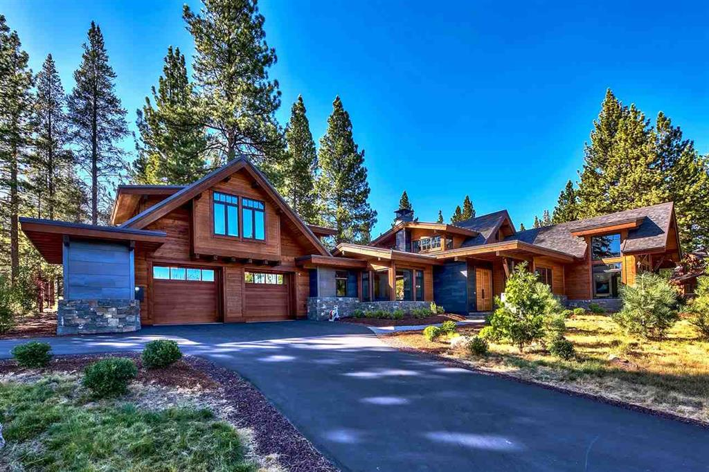 Truckee Luxury Homes | Front View