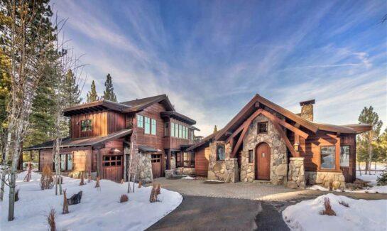 Top Lake Tahoe & Truckee Homes for Sale