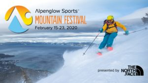 Image of skiier for Alpenglow Sports Mountain Festival