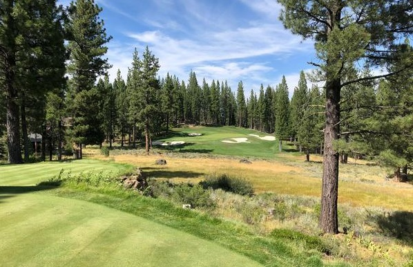 Lahontan Golf Course - Truckee, CA