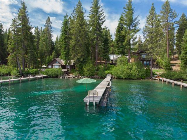 Tahoe luxury lakefront real estate